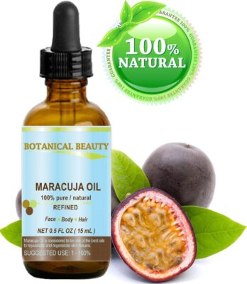 MARACUJA OIL. 100% Pure / Natural.