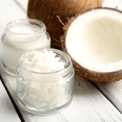 Whipped Coconut Oil Cellulite Cream