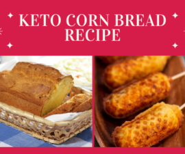 Keto Corn Bread Recipe