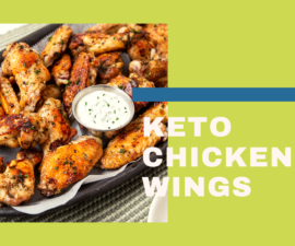 Keto Chicken Wings